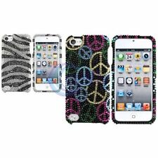 Colorful Clip-on Hard Snap Back Cover Case For Apple iPod Touch 5 5th 5G Gen