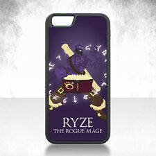 iPhone 6/6 Plus Case: Ryze League of Legends