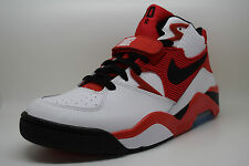 Nike Air Force 180 310095 - 106 NSW Sportswear White Red 100% Authentic