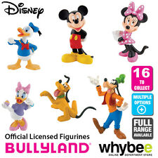 Official Bullyland Disney Classic Figurines - 16 Cake Topper Figures to Collect