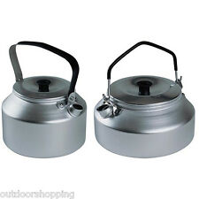Trangia Aluminum Kettle - Great Way To Boil Water Quickly And Efficiently