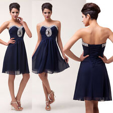 ❤Christmas CHEAP❤ Short Evening Prom Ball Gown Homecoming Bridesmaid Party Dress