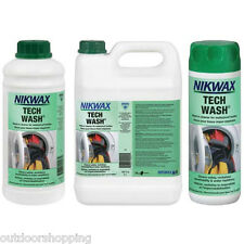 Nikwax Tech Wash - Cleans & Protects The Water-Repellent Finish On Clothing