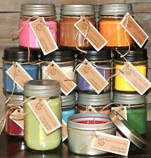 Maple Creek Candles HERBAL, CLEAN, FRESH SCENT, POWDER SCENT You Pick