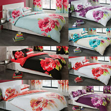 Grace Style Duvet Cover with Pillowcase 3PC Bedding Set Single Double King
