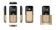 Brand New Elder ARCCI S798 GSM SOS Mobile Cell Phone (English/Chinese) FM Radio
