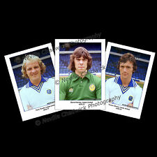 "Leeds United, Players of the 70's Collection Portraits, 7""x 5"" prints"