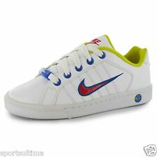 NIKE COURT TRADITION 2 PLUS TRAINERS KIDS 100% AUTHENTIC