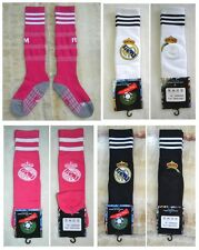 2014-2015  REAL MADRID  SOCCER SOCKS Children BOYS ONE SIZE fit 6-12  years