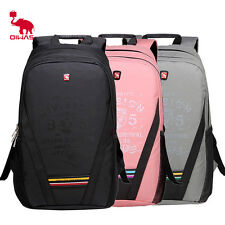 Oiwas Backpack Computer Case Travel School Studend Book Bag for 14'' Laptop PC