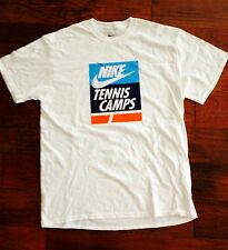 NIKE TENNIS CAMP t-shirt Regular Fit Mens & Childrens sizes S M L