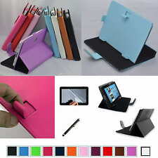 "Colorful Magic PU Case+Film+Pen For 10.1"" Mach Speed TRIO Stealth G2/G4 4G Tab"
