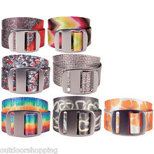 """Croakies Artisan Belt 1.5"""" - handcrafted, exciting choice of prints & patterns"""