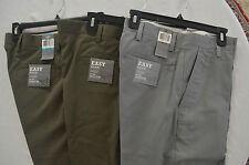 NEW WITH TAGS DOCKERS EASY KHAKI'S  CLASSIC D3 FIT COOL EFFECTS FLAT FRONT NO CU