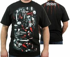 "Slipknot ""Mask Hell"" Double Sided T-Shirt - FREE SHIPPING"