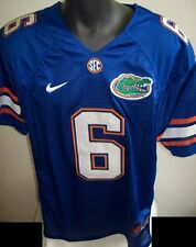 Florida GATORS Tebow #15 Jersey BLUE, ORANGE, WHITE; Driskell #6 Blue M - 3X