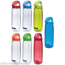 Nalgene On The Fly Water Bottle 24 Ounce - USA Made, Dishwasher Safe