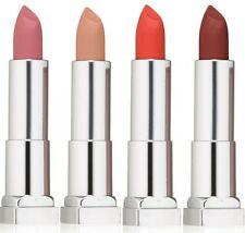 Maybelline CREAMY MATTE LIP COLOR ~ Choose Your Shade ~ DELIGHTFUL BEAUTY