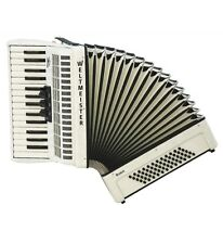NEW Weltmeister Piano Accordion Rubin 30/60 MM Assorted Colors Made in Germany