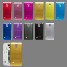 Aluminum Metal Battery Back Door Housing Cover Case For Samsung Galaxy Note4 MG