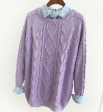 Fashion New Free Shipping Hot Promotion Sweet Knitted Knitwear Sweater Jumper