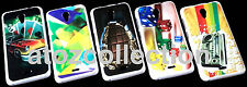 Designer Silicone Back Cover Case for Micromax Sony HTC
