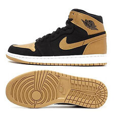 Nike Air Jordan Retro 1 I High MELO Black Gold OG Carmelo 332550-026 All Sizes