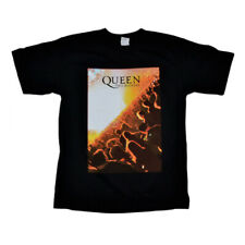 QUEEN + PAUL RODGERS American 2006 Tour Licensed Black T-Shirt