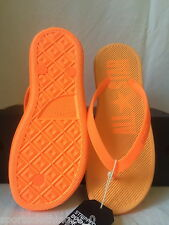 CONVERSE CHUCK TAYLOR  ALL STAR NEON ORANGE FLIP FLOPS  136541C NEON ORANGE