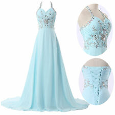 2015 CHEAP Gift Long Prom Formal Wedding Party Ball Evening Pageant Dresses Gown