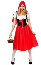 Little Red Riding Hood Fairytale Storybook Book Week Costume XS to XXL