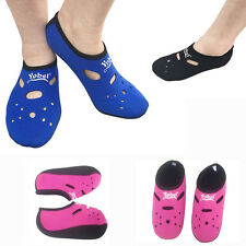 Aqua Sock Yoga Exercise Swim Surfing Scuba Diving Socks Snorkeling Boots Booties