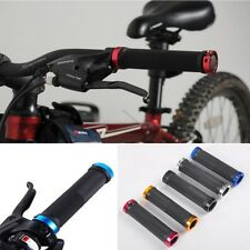 Colors Cycling Handlebars Lock-on Handle Grips For Mountain Bike Bicycle Double
