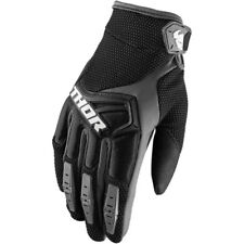 NEW BLACK 2015 Thor MX Men's Spectrum Gloves Motocross ATV UTV Dirt Bike