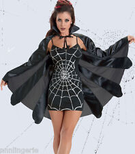 Escante Costumes Lingerie Black Widow Costume Roleplay Set