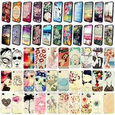 Fashion Various Nice Phone Hard Back Skin Case Cover for Apple iPhone 4 4S 5 5C