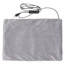 Warm Soft USB blanket pad  heating Powered Electric Heated Blanket car carbon