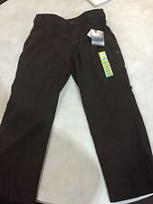 5.11 Tactical Series Womens Patrol Duty A Class Pants Brown, new with tags