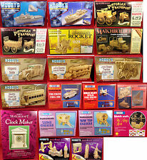 Match Stick Modelling Kits 29 designs to chose from