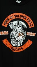 Sons of Soldier Field Bears Nation Chicago Anarchy Hoodie