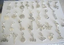 Dangle Charms for Floating Charm Lockets or Charm Bracelets #104