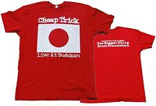 """Cheap Trick """"Live At Budokan"""" Double Sided T-Shirt - FREE SHIPPING"""