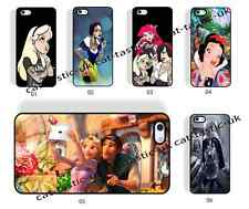 case,cover fits iPhone and samsung models star wars Tattooed Disney Princesses