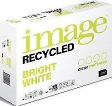 Image Recycled Papers - 80-100gsm Bright White(A3 420mm x 297mm) 500-5000 Sheets