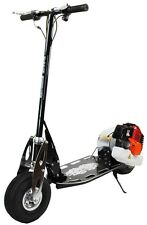 49cc Deluxe Micro Petrol Foldable Scooter  - 50cc 2 Stroke - top speed 30km/h!