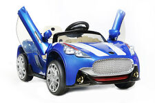 12V GT Roadster Battery Electric Ride On Car - Opening Doors - Maserati Style