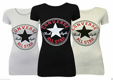 Woman, Ladies and Girls CONVERSE ALL STAR printed T-shirt, vest, Top