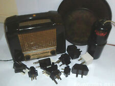 BAKELITE ELECTRICAL, PLUGS, WARMERS etc - click on the site to chose and order