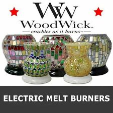 Woodwick Candles Electric Melt Burner Variety up to 40% OFF + FREE YANKEE TART