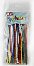 Pipecleaners - 15cm - Many colours to choose from